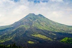Kintamani Volcano Bali. Asian, bali, indonesia, kintamani, landscape, mountain, nature, sky, travel, volcano Stock Images