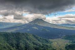 Kintamani Volcano in Bali Indonesia Royalty Free Stock Images