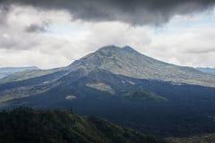 Kintamani Volcano in Bali Indonesia Royalty Free Stock Photos