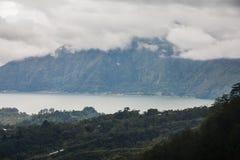 Kintamani Volcano in Bali Indonesia Royalty Free Stock Image