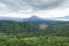 Kintamani Volcano in Bali Indonesia Royalty Free Stock Photo
