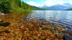 Kintla湖冰川国家公园 影视素材