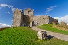 Kinvara castle in Ireland. Dunguaire castle near Kinvara in Co. Galway, Ireland Stock Photos