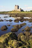 Dungaire Castle. Kinvara Ireland, - July 20, 2016: Dungaire Castle, Galway Bay, County Galway, Ireland Royalty Free Stock Image