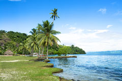 Kioa Island Royalty Free Stock Images
