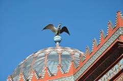 Kiosco Morisco de Santa Maria la Ribera, Cidade do México Fotografia de Stock Royalty Free