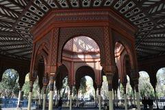 Kiosco Morisco DE Santa Maria la Ribera, Mexico-City Royalty-vrije Stock Foto's