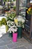 Kiosk kwiaty Obraz Royalty Free