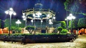 Kiosko en México Imagen de archivo libre de regalías