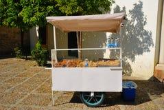 Kiosque de noix photos libres de droits