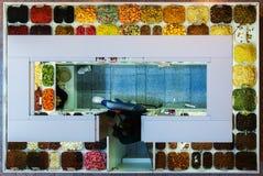 Kiosque 2 de sucrerie photo libre de droits