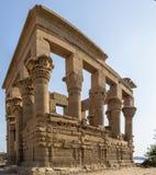 Kiosque de Trajan images libres de droits