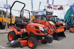Kioti CS2610 tractor Stock Photography