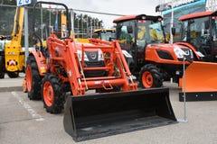Kioti KL4010 tractor Stock Image