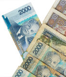 Kip is the currency of Laos. Stock Photography