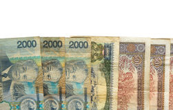 Kip is the currency of Laos. Stock Images