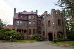 Kip`s Castle. Kips Castle is a historic mansion in Verona New Jersey Royalty Free Stock Photography