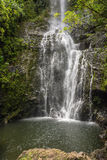 Kipahulu Waterfall, Maui Royalty Free Stock Photography
