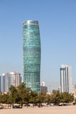 KIPCO Tower in Kuwait City Royalty Free Stock Image