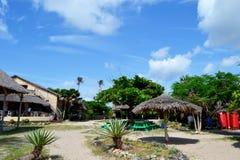 Kipepeo beach Dar es salaam Stock Images