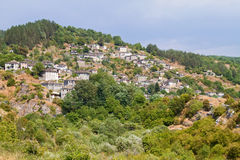 Kipi Village, Zagori, Greece Stock Images