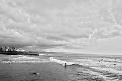 Kipiel Durban Zdjęcie Stock