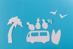 kipiel samochód na plaży zdjęcia royalty free