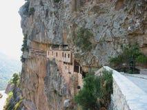 Kipina monaster w Ioannina Epirus Grecja Obrazy Royalty Free