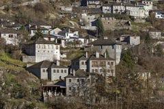 Kipoi village, Pindus Mountains, Zagori, Epirus Royalty Free Stock Photos