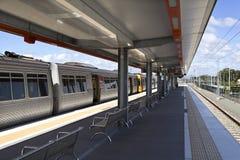 Kippa Ring Train Station Stock Photos
