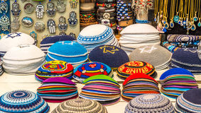 Kippah collection Stock Photography