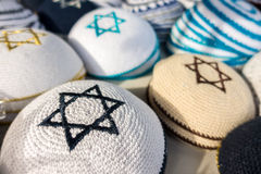 Kippahs Royalty Free Stock Photo