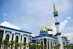 Kipsas Mosque, Malaysia Stock Image