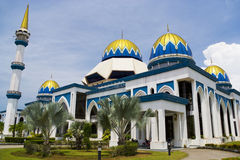 KIPSAS Mosque, Malaysia Royalty Free Stock Images
