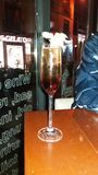Kir Royale Royalty Free Stock Images