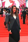 Kira Plastinina bei XXXVI internationalem Film-Festival Moskaus Stockbild