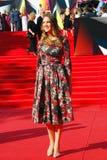 Kira Plastinina at Moscow Film Festival Royalty Free Stock Photos