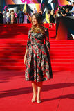Kira Plastinina at Moscow Film Festival Stock Photo