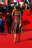 Kira Plastinina at Moscow Film Festival Royalty Free Stock Photo