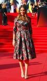 Kira Plastinina at Moscow Film Festival Stock Photos