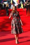 Kira Plastinina at Moscow Film Festival Stock Image