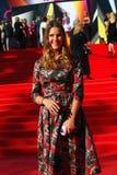 Kira Plastinina at Moscow Film Festival Royalty Free Stock Images