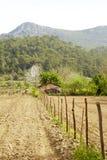 Kirazli farm house. Farm house in the organic village of Kirazli, Turkey Stock Photo