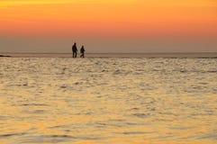 kirby bałkanów słońca Obraz Royalty Free