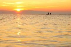 kirby bałkanów słońca Obraz Stock