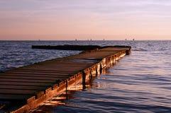 kirby bałkanów słońca Zdjęcia Stock
