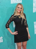 Kirby Bliss. At the 2012 MTV Movie Awards at Universal Studios, Hollywood. June 4, 2012  Los Angeles, CA Picture: Paul Smith / Featureflash Royalty Free Stock Images
