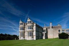 Kirby Hall Northamptonshire Angleterre Photo stock