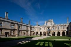 Kirby Hall Northamptonshire England. Kirby Hall and Gardens Northamptonshire England Royalty Free Stock Photography