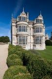 Kirby Hall Northamptonshire England. Kirby Hall and Gardens Northamptonshire England Stock Photography